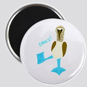 Blue-footed Booby Dance! Magnet