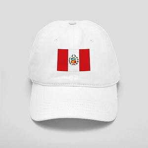 Peru's flag Cap