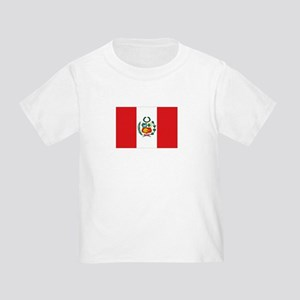Peru's flag Toddler T-Shirt