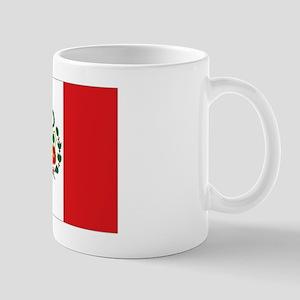 Peru's flag Mug