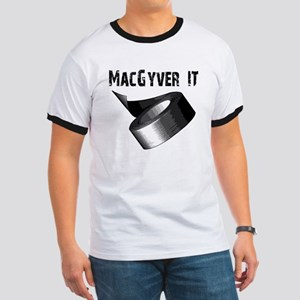 MacGyver It. Duct tape  Ringer T