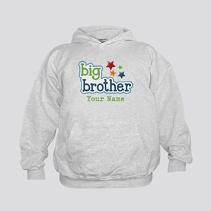 Personalized Big Brother Kids Hoodie