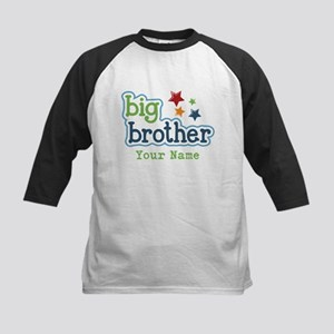 Personalized Big Brother Kids Baseball Jersey