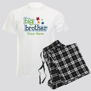 Personalized Big Brother Men's Light Pajamas