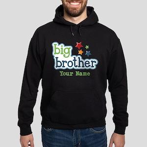 Personalized Big Brother Hoodie (dark)