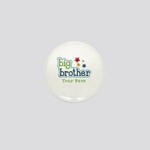 Personalized Big Brother Mini Button
