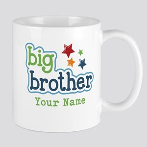 Personalized Big Brother Mug