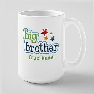 Personalized Big Brother Large Mug