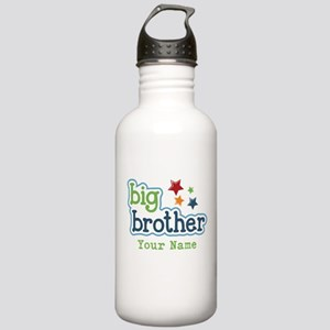 Personalized Big Brother Stainless Water Bottle 1.