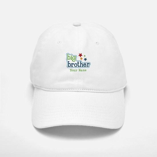 Personalized Big Brother Baseball Baseball Cap