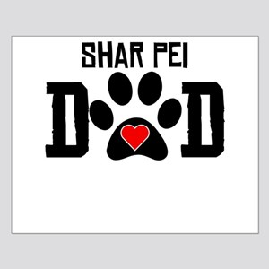 Shar Pei Dad Posters