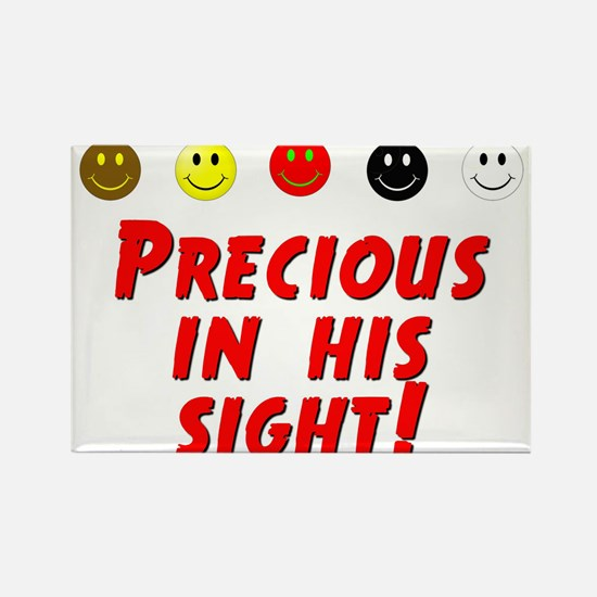 Precious In His Sight Magnets
