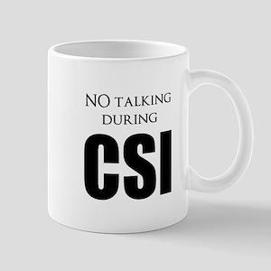 No Talking Mugs