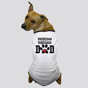 Rhodesian Ridgeback Dad Dog T-Shirt