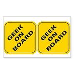 Geek on Board!