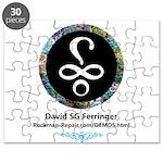Davids logo Puzzle