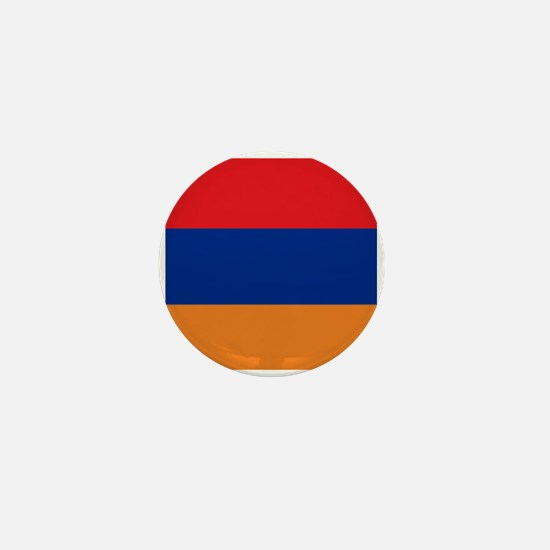 Armenia's flag Mini Button