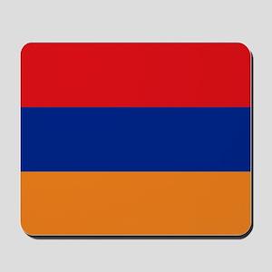Armenia's flag Mousepad