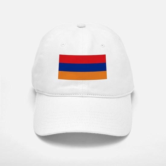 Armenia's flag Baseball Baseball Cap
