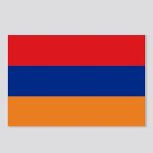 Armenia's flag Postcards (Package of 8)