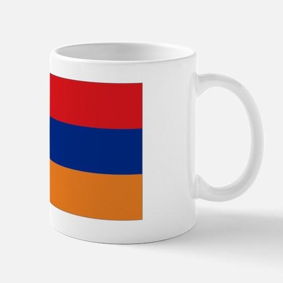 Armenia's flag Mug