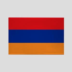 Armenia's flag Rectangle Magnet