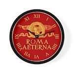 Roma Aeterna Wall Clock - Orologio da parete