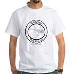 Wilderness State Park White T-Shirt