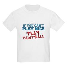 Remix Sportswear Paintball Kids T-Shirt