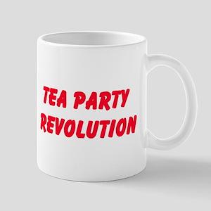 Tea Party Revolution Mugs