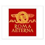 Roma Aeterna Small Poster - Piccolo manifesto