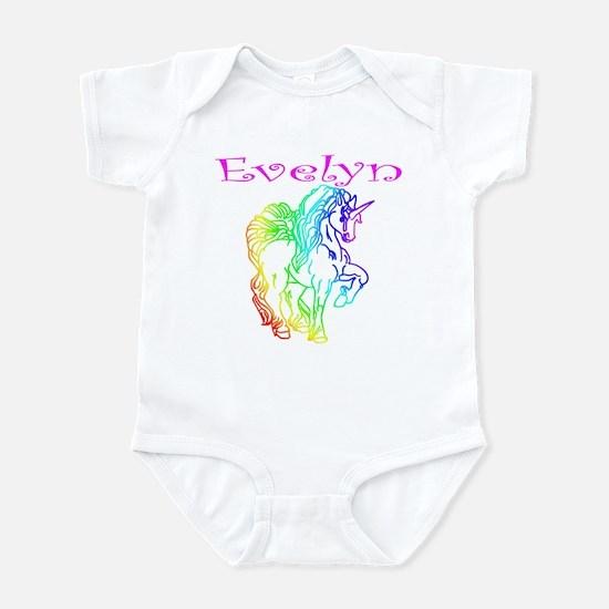 Evelyn Infant Bodysuit