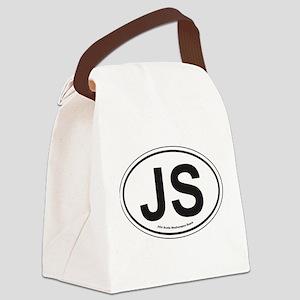 John Scotts Canvas Lunch Bag