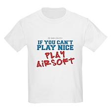 Remix Sportswear Airsoft Kids T-Shirt