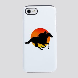 Horse Racing iPhone 8/7 Tough Case