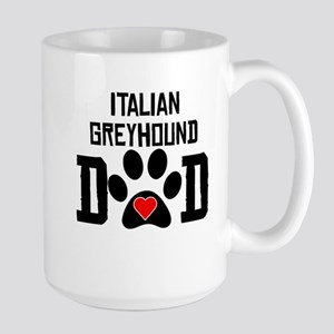 Italian Greyhound Dad Mugs
