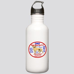 OMG! It's Hump Day! Stainless Water Bottle 1.0L
