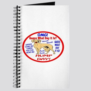 OMG! It's Hump Day! Journal
