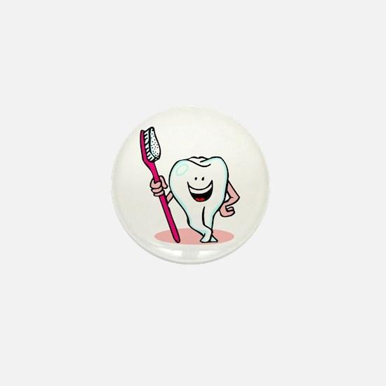 Happy Toothbrush Dentist / Dental Hygienist Mini B