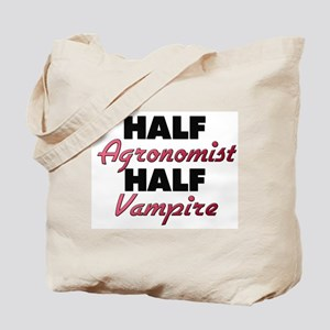 Half Agronomist Half Vampire Tote Bag