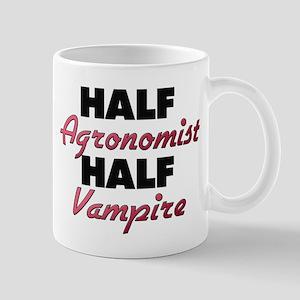 Half Agronomist Half Vampire Mugs