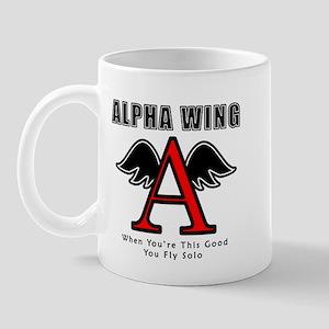 Alpha Wing Mug