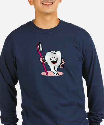 Happy Tooth & Brush Dentist / Dental Hygienist Lon