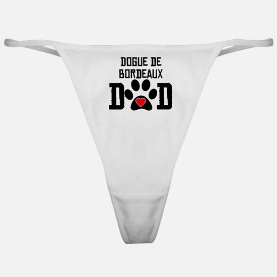 Dogue de Bordeaux Dad Classic Thong