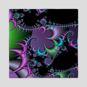 fractal dream Queen Duvet