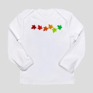 Fall Leaves Long Sleeve T-Shirt