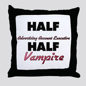 Half Advertising Account Executive Half Vampire Th