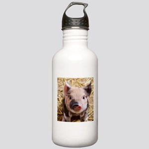sweet piglet Water Bottle
