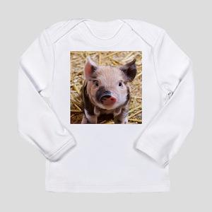 sweet piglet Long Sleeve T-Shirt