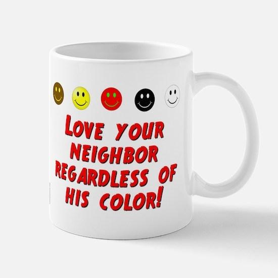 Love Your Neighbor Mug